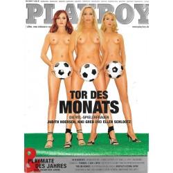 Playboy Nr.6 / Juni 2005 - Tor des Monats