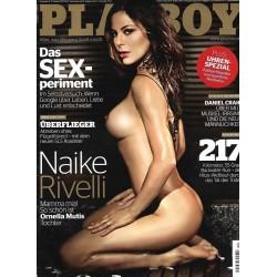 Playboy Nr.12 / Dezember 2011 - Naike Rivelli