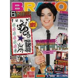 BRAVO Nr.47 / 16 November 1995 - Traumtreff mit Michael