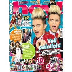 hey! Nr.16 / 2011 - Voll Peinlich! Edward und John