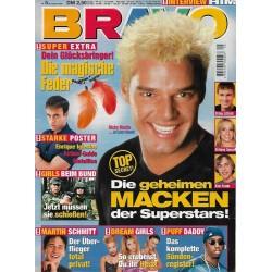 BRAVO Nr.5 / 26 Januar 2000 - Ricky Martin ist jetzt blond!