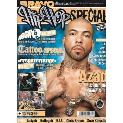 BRAVO Hip Hop Nr.6 / 2 November 2007 - Azad, ich bin die neue Nr.1!