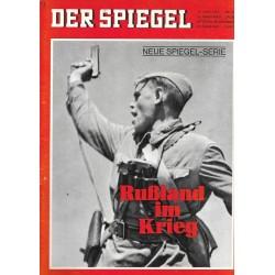 Der Spiegel Nr.26 / 23 Juni 1965 - Rußland im Krieg