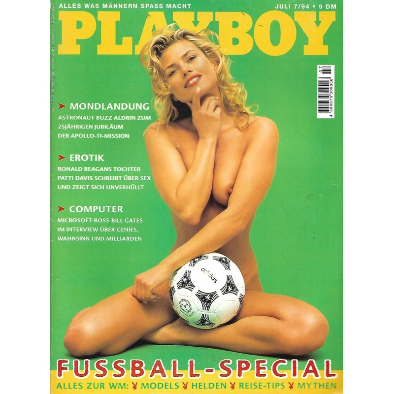 Playboy Nr.7 / Juli 1994 - Elke Jeinsen