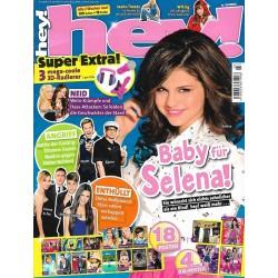 hey! Nr.03 / 2012 - Baby für Selena!