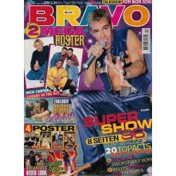 BRAVO Nr.12 / 14 März 1996 - Super Show 96: Benjamin