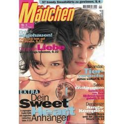 Mädchen Nr.5 /  19 Februar 1997 - Dein Sweat Heart