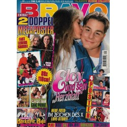 BRAVO Nr.31 / 25 Juli 1996 - Eloy und sein Herzblatt