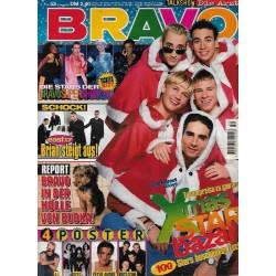 BRAVO Nr.52 / 18 Dezember 1996 - Xmas Star Bazar