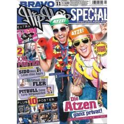 BRAVO Hip Hop Nr.11 / 2 Oktober 2009 - Die Atzen ganz privat
