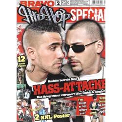 BRAVO Hip Hop Nr.2 / 2 Januar 2009 - Hass Attacke