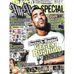 BRAVO Hip Hop Nr.3 / 6 Februar 2009 - Gegen Bushido
