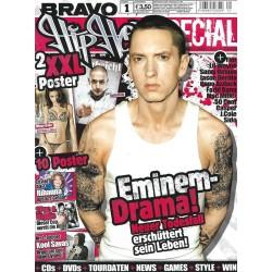 BRAVO Hip Hop Nr.1 / 2 Dezember 2011 - Eminem Drama!