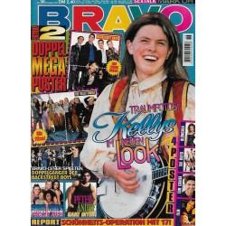 BRAVO Nr.36 / 29 August 1996 - Kellys im neuen Look