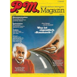 P.M. Ausgabe Januar 1/1982 - Was ist eigentlich Raumzeit?