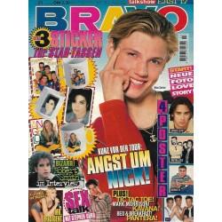 BRAVO Nr.23 / 30 Mai 1996 - Angst um Nick!
