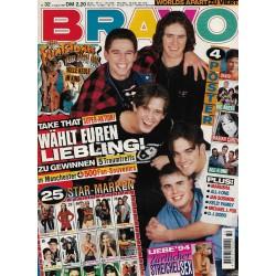 BRAVO Nr.32 / 4 August 1994 - Take That in Machester