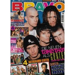 BRAVO Nr.45 / 3 November 1994 - Die neuen Take That