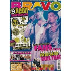 BRAVO Nr.39 / 22 September 1994 - Fans gegen neue Take That