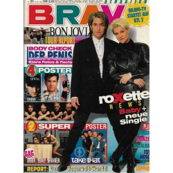 BRAVO Nr.20 / 13 Mai 1993 - Roxette News