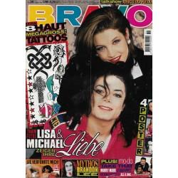 BRAVO Nr.36 / 1 September 1994 - Lisa & Michael