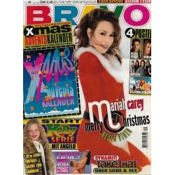 BRAVO Nr.49 / 1 Dezember 1994 - Mariah Carey Christmas