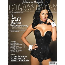 Playboy Nr.4 / April 2010 - Janine Habeck
