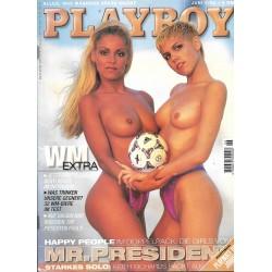 Playboy Nr.6 / Juni 1998 - Mr. President