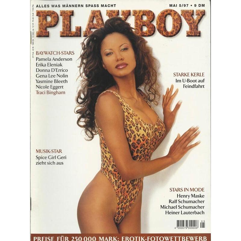 Playboy Nr.5 / Mai 1997 - Traci Bingham