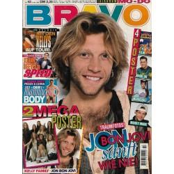 BRAVO Nr.42 / 13 Oktober 1994 - Bon Jovi sanft wie nie!
