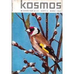 KOSMOS Heft 3 März 1963 - Stieglitz oder Distelfink
