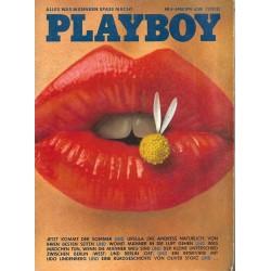 Playboy Nr.4 / April 1976 - Playmate Irmi Paus