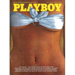 Playboy Nr.7 / Juli 1976 - Playmate Monica Thimme