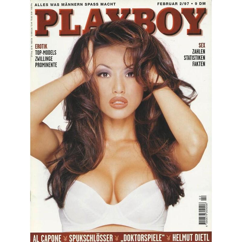 Playboy Nr.2 / Februar 1997 - Sung Hi Lee