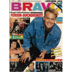 BRAVO Nr.37 / 5 September 1991 - Jason Donovan