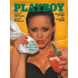 Playboy Nr.6 / Juni 1977 - Doris Anders
