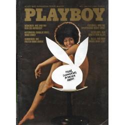 Playboy Nr.5 / Mai 1977 - Darine Stern