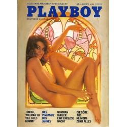 Playboy Nr.6 / Juni 1975 - Marilyn Lange