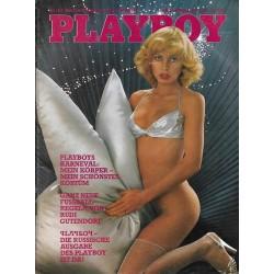 Playboy Nr.2 / Februar 1977 - Veronika Brauneis