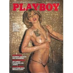 Playboy Nr.1 / Januar 1978 - Playmate Cona Köneke