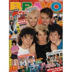 BRAVO Nr.18 / 28 April 1983 - KajaGooGoo