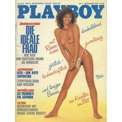 Playboy Nr.9 / September 1986 - Kerstin Wöstmann