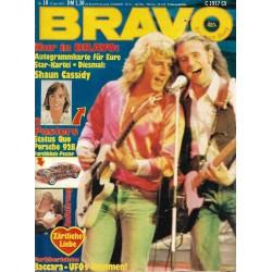 BRAVO Nr.18 / 27 April 1978 - Status Quo