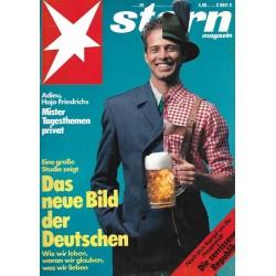 stern Heft Nr.26 / 20 Juni 1991 - Das neue Bild der Deutschen