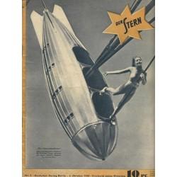 Der Stern Nr.3 / 4 Oktober 1938 - Die Himmelsartistin