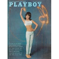 Playboy USA Nr.7 / Juli 1965 - Joey Thorpe
