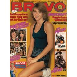 BRAVO Nr.3 / 10 Januar 1980 - Kristy McNichol