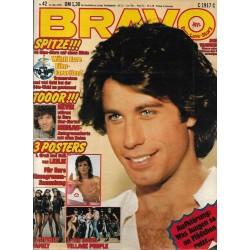 BRAVO Nr.42 / 11 Oktober 1979 - John Travolta