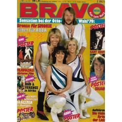 BRAVO Nr.51 / 13 Dezember 1979 - Silber für ABBA