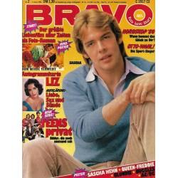 BRAVO Nr.2 / 3 Januar 1980 - Sascha